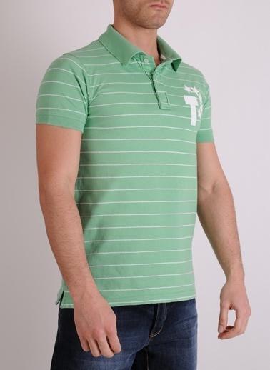 Superfly Tişört Yeşil